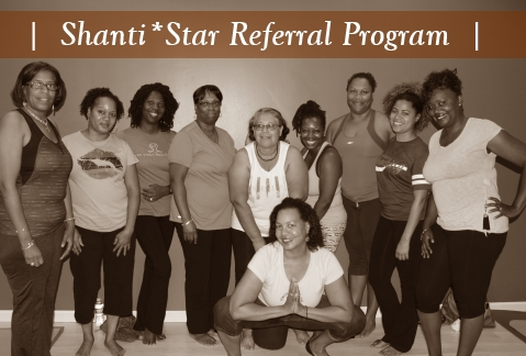 Shanti-Star Program