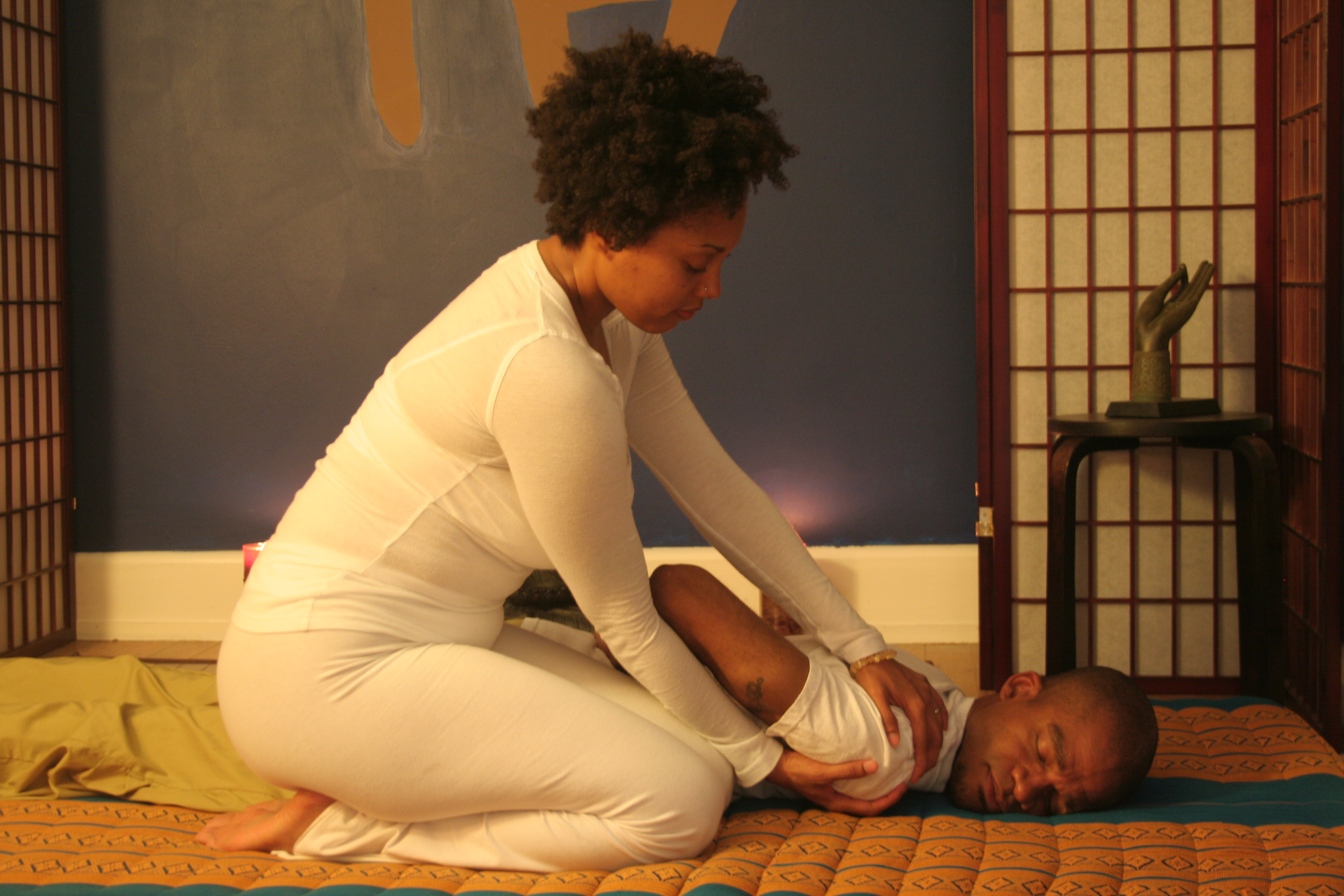 Thai Yoga Massage | Spiritual Essence Yoga